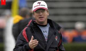 Jon Gruden's estimated net worth in 2016, 2017 and his projected net worth in 2018