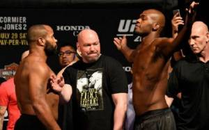 Jon Jones vs. Daniel Cormier trilogy: I want to see it at heavyweight