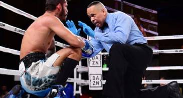 Accounting Jorge Linars' Disappointing First-Round Loss Against Pablo Cesar Cano In His 50th Pro-Fight