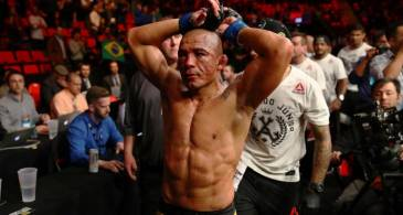 Jose Aldo Aims for the Lightweight Debut at UFC 231; Three Possible Lightweight Matchup
