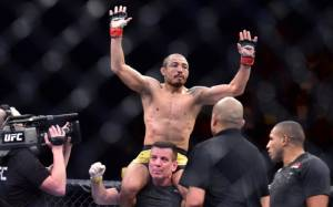 Jose Aldo hits back at Conor McGregor and Max Holloway after UFC Fortaleza Win; Wants to Fight Conor Next