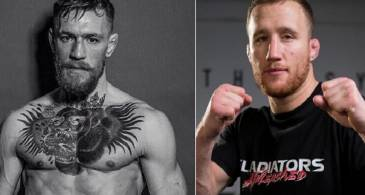 Justin Gaethje hoping for a Bout against Conor McGregor: