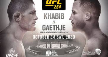 Justin Gaethje reveals Khabib Nurmagomedov's Weakness and aims to create 'zone of death