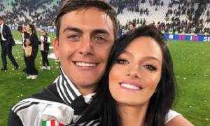 Juventus Forward Paulo Dybala and Girlfriend Oriana in