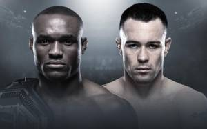 Kamaru Usman Vs Colby Covington; Chaos blames Referee for early stoppage