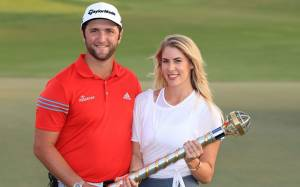 Kelley Cahill and her Husband Jon Rahm Married Life, Know about their Family