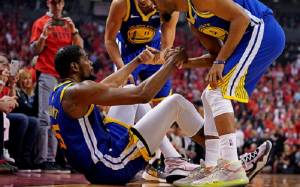 Kevin Durant Injury Update: Will he Return for Game 6 and 7 of NBA Finals?