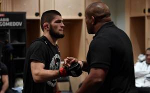Khabib Nurmagomedov talks about his AKA teammate Daniel Cormier's Defeat & Future