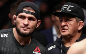 Khabib Nurmagomedov Denied to take COVID-19 Test following his father's recent infection
