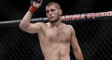Khabib Nurmagomedov reveals who he wants to face after defeating Conor McGregor at UFC 229