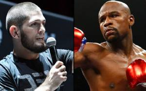 Khabib Nurmagomedov's manager believes Floyd Mayweather is running out of Money so, he wants to Fight the UFC star