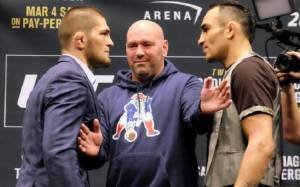 Khabib's Manager Shot down Tony Ferguson fight But Khabib Is Up For Tony Fight