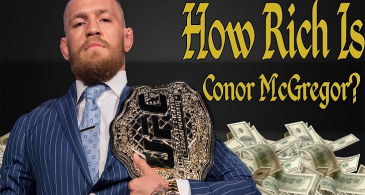 Know Conor McGregor's Net Worth As of 2018, Find All the Information About Mac Mansion, His Homes, Cars, Watches, Earning From His Fighting Career and More