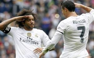 Marcelo and Benzema Speak about Real Madrid missing [the best in the world] Ronaldo