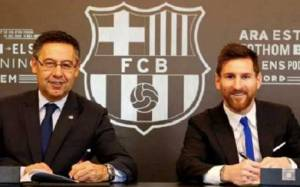 Messi and Barcelona to Discuss about Contract Extension