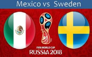 Mexico Vs Sweden: Kick off time, Possible Line up, Players to Watch, Channel, Team History, Prediction and Betting Odds