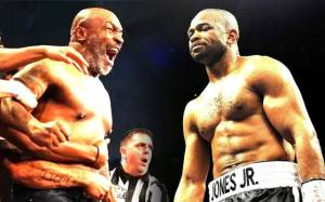Mike Tyson vs. Roy Jones Jr. Fight Card, Rules, PPV Price, & Odds (Hammer Vs Nails)