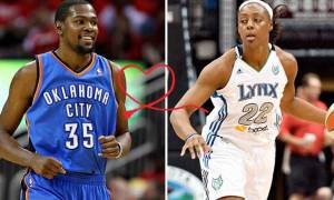 Know Monica Wright's Net Worth, Personal Life, Relationship With Kevin Durant and Find Out What is The Former Perth Lynx Player Doing These-days