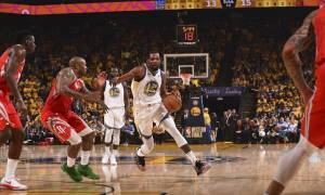 NBA Playoffs: Warriors' Victory over Rockets Ties Series with 3-3 Leading To Game 7
