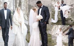 New England Patriots' Defensive End Geneo Grissom happily married to Haley Grissom, Know their Relationship Facts