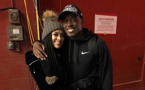 Know New England Patriots' Wide Receiver Phillip Dorsett's Super Hot Girlfriend Moriah Beaty