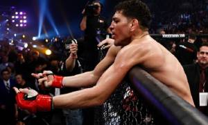 Nick Diaz responds to Colby Covington's call out: 'Come at me, bro'