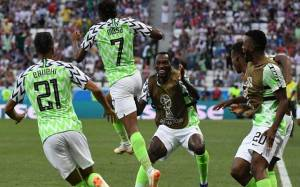 Nigeria 2-0 Iceland; Conditions for Argentina to Qualify for the Round of 16