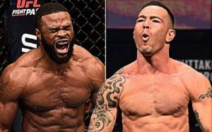 No Headliner For Colby Covington, UFC 235 Will Feature Tyron Woodley vs. Kamaru Usman In The Main Event