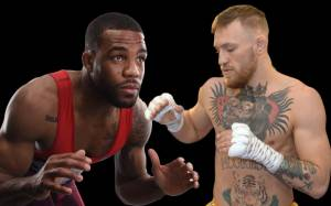 Olympic gold medalist Jordan Burroughs Denies working with Conor McGregor for the UFC 229