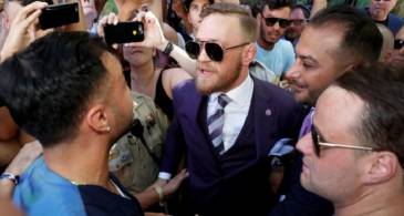 Paulie Malignaggi Challenges Conor McGregor on a Boxing Match:
