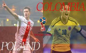 Poland Vs Colombia: Possible Line ups, Players to Watch, Kick Off Time, Channel, History, Prediction and Betting Odds