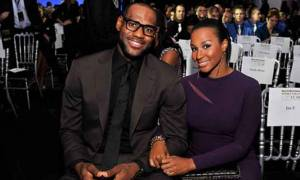 Popular NBA Player LeBron James Married Life With Wife Savannah Brinson