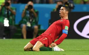 Portugal 1-0 Morocco: Another Game, another Goal, another Record for Ronaldo