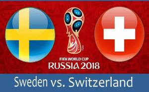 Pre-Quarterfinal World Cup 2018: Sweden vs Switzerland, kickoffs, venue, possible lineups, prediction and betting odds
