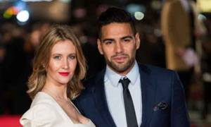 Radamel Falcao is Married to Lorelei Taron. Details about their Married Life and Children