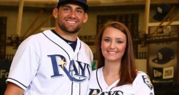 Rebekah Eovaldi and Nathan Eovaldi Married Life, Find their Relationship Status