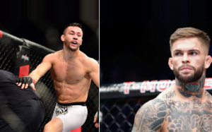 Report: Cody Garbrandt Vs. Pedro Munhoz Added To UFC 235 Card, Garbrandt Plans his Return After Dillashaw  Loss