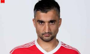 Russian Footballer Aleksandr Samedov's Net Worth and Salary. Know his Married Life