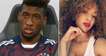 Sephora Coman and her former Husband Kingsley Coman are Divorced Now; Their Married Life and Children