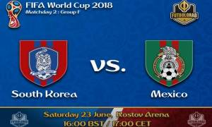 South Korea Vs Mexico: Kick-off time, Venue, Channel, Possible Lineup, Players to Watch, Predictions & Betting Odds
