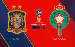 Spain vs Morocco: World Cup Group B Clash, What If's, Predictions, Betting Odds, Players lineup, and possible Results