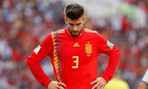 Spanish Defender Gerard Pique Confirms his Retirement from International Football