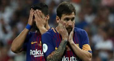 Spanish Giants Real Madrid and Barcelona lost on the same Day for the First Time since 2015