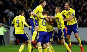 Sweden announces 23-man provisional squad for the FIFA World Cup