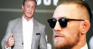 Sylvester Stallone claims Conor McGregor 'tormented' by Defeat to Khabib Nurmagomedov