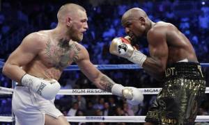 There won't be Floyd Mayweather-Conor McGregor Rematch; Confirms McGregor