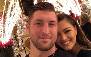 Tim Tebow And The Former Miss Universe Demi-Leigh Nel-Peters Engaged