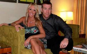 Todd Frazier married to Jacquelyn Verdon and Living Happily Together. Know about their Married Life