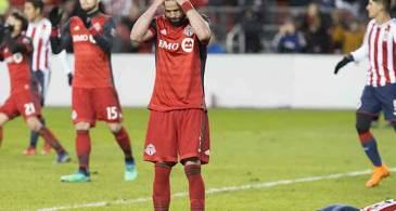 Toronto FC's 2018 CCL Dream 'Kiss The Dust' Following Defeat with Guadalajara
