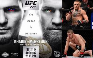 UFC 229 Press Conference: Aggression Vs. Composure, No Fans Were Allowed Into Khabib Vs. Conor Press Conference